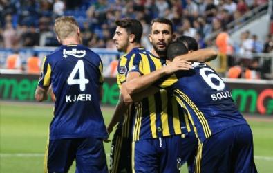 Kasımpaşa - Fenerbahçe Maçından En Güzel Fotoğaflar