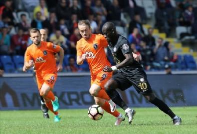 Başakşehir - Osmanlıspor Maçında Kazanan Yok
