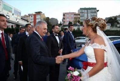 Başbakan Yıldırımdan Düğün Konvoyu Sürprizi