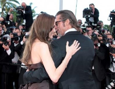 Angelina Jolie'nin çocuklarıyla birlikte kaldığı ev görüntülendi