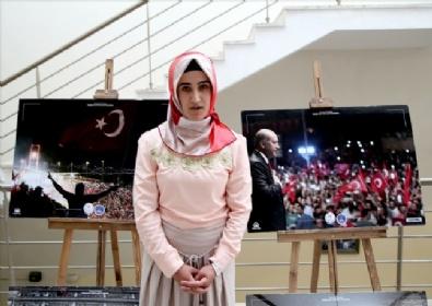 Diyarbakır'da '15 Temmuz Fotoğraf Sergisi'