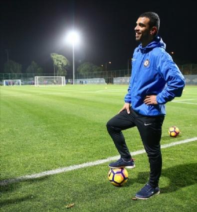 ALLAH - Kenan Sofuoğlu Osmanlıspor'la Kampa Girdi