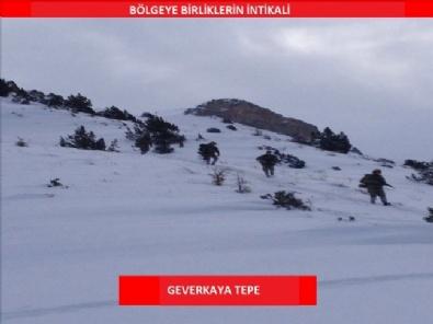 Gabar Dağı'nda terör operasyonu