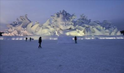 29. Harbin Uluslararası Buz Ve Kar Heykel Festivali