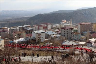 Diyarbakır'da Teröre Lanet Mitingi