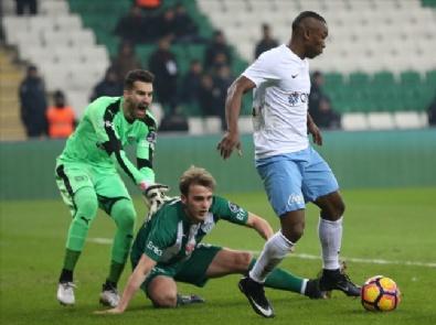 Bursaspor-Trabzonspor 13.01.2017