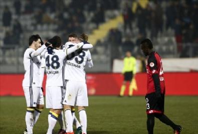 GENÇLERBIRLIĞI - Gençlerbirliği - Fenerbahçe Maçından En Güzel Fotoğraflar