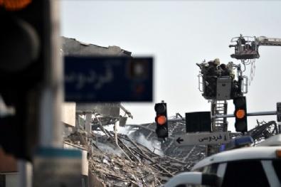 Tahranda Yangın Faciası