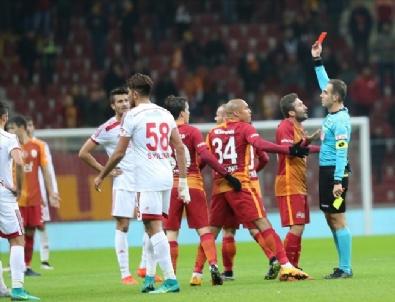 Galatasaray - Anagold 24 Erzincanspor Karşılaşmasından En Güzel Fotoğraflar