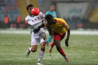 KAYSERISPOR - Fotoğraflarla Kayserispor - Beşiktaş Karşılaşması