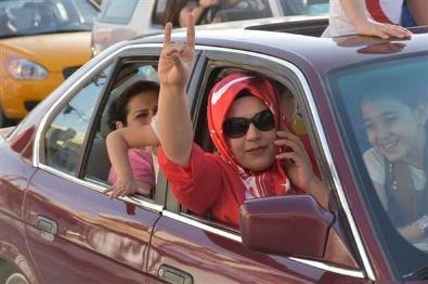 Irak Hükümeti Kerkükün Tamamında Kontrolü Sağladı... İşte İçeriden İlk Görüntüler