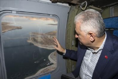 Başbakan Binali Yıldırım, Elazığ'da