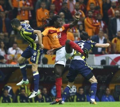 Galatasaray - Fenerbahçe Derbisinden En Güzel Fotoğraflar