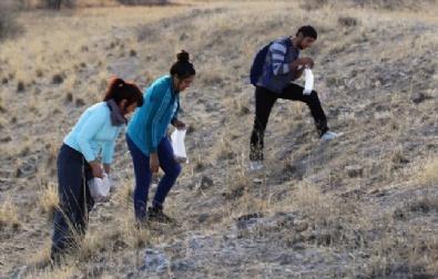 Kapadokya'da 5 Bin Yıllık Antik Yerleşim Yeri Bulundu