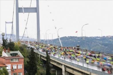 VODAFONE - Vodafone 39. İstanbul Maratonu