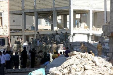 İRAN - Irak - İran Sınırında Deprem