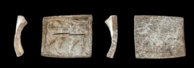 Kerkenes Kazısında Demir Çağı'na Ait Kurt Figürü Bulundu