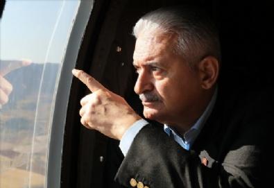 Başbakan Yıldırım Şırnak'ta