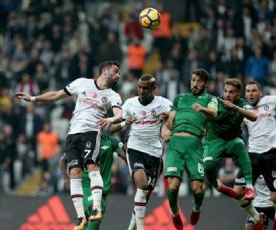 Beşiktaş - Teleset Mobilya Akhisarspor Maçından En Güzel Fotoğraflar