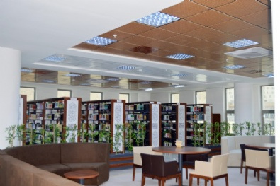 Güneydoğu'nun En Teknolojik Kütüphanesi