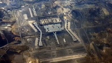 3. Havalimanı Uçaktan Görüntülendi