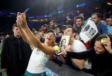 Sharapova, Çağla Büyükakça'yı Yendi