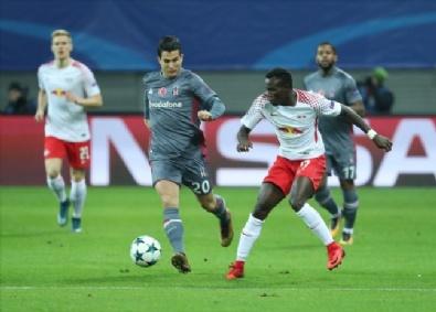 RB Leipzig - Beşiktaş Maçından En Güzel Fotoğraflar