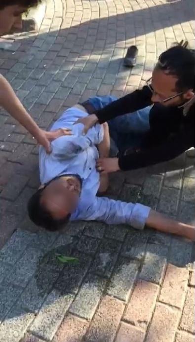 İstanbul'da bonzai Krizleri Kamerada