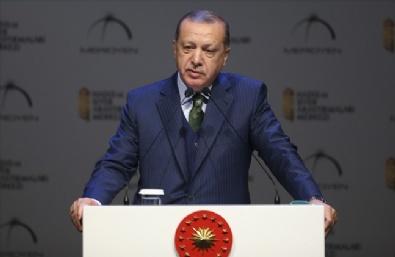 Erdoğan 7. Hadis Ve Siret Araştırmaları Ödül Törenine Katıldı