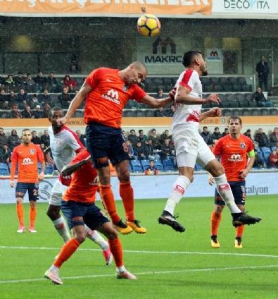 Başakşehir 4 - 1 Antalyaspor