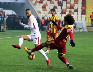 Malatyaspor - Galatasaray Maçından Kareler