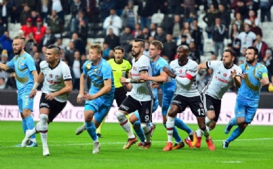 Beşiktaş - Osmanlıspor Maçından Kareler