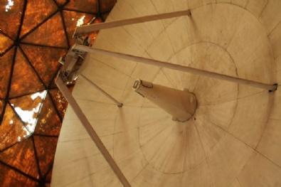 Kayseri'de Türkiye'nin İlk Radyo Astronomi Çalışmaları Yapılacak