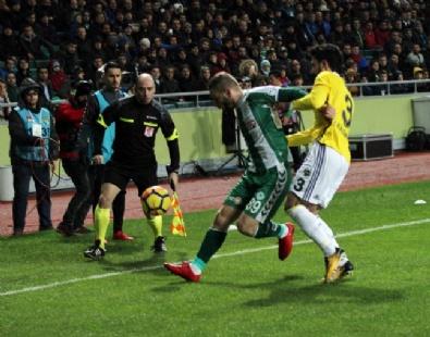 A.Konyaspor 1-1 Fenerbahçe