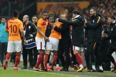 Galatasaray - Göztepe Maçından Kareler