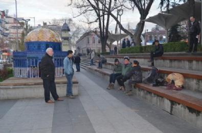 Trabzon'da Mescid-i Aksa gerilimi!