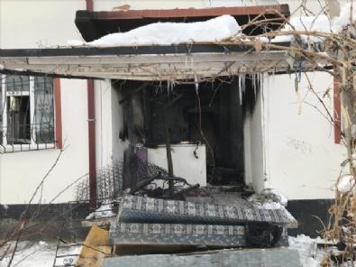 Konyada Ev Yangını! 4 Kişi Hayatını Kaybetti