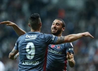 Beşiktaş-Osmanlıspor Ziraat Türkiye Kupası Maçından En Güzel Kareler