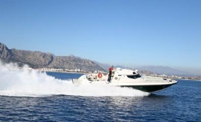 Akdeniz'de Kaçakçıların Korkulu Rüyası