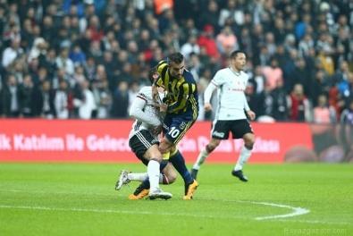 ROBİN VAN PERSİE - Derbide televizyona yansımayan kareler!