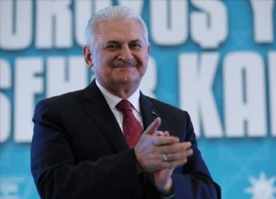 Başbakan Binali Yıldırım, Belediye Başkanları İstişare Ve Değerlendirme Toplantısında Konuştu