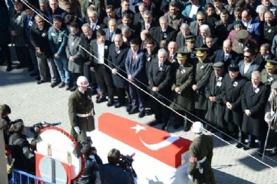 Şehit Uzman Çavuş Emin Güngör İçin Cenaze Töreni Düzenlendi