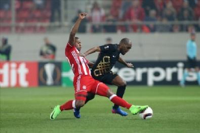 Olympiakos Osmanlıspor Maçından Muhteşem Kareler