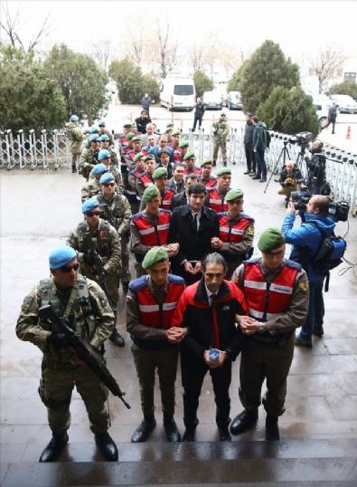 Astsubay Ömer Halisdemir'in Katilleri Böyle Getirildi