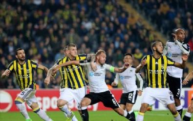 AVRUPA LIGI - Fenerbahçe - Krasnador Karşılaşmasından En Güzel Fotoğraflar
