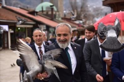SARAYBOSNA - Cumhurbaşkanı Başdanışmanı Topçu Saraybosna'da