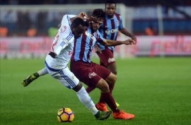TRABZONSPOR - Fotoğraflarla Trabzonspor - Kardemir Karabükspor Karşılaşması
