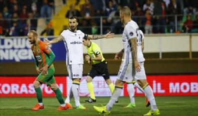 Kare Kare Aytemiz Alanyaspor - Fenerbahçe Karşılaşması