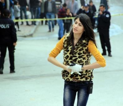 Operasyona Katılan Kadın Polisler İlgi Odağı Oldu