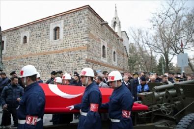 DİYARBAKIR - Mardin Şehidi Son Yolculuğuna Uğurlandı